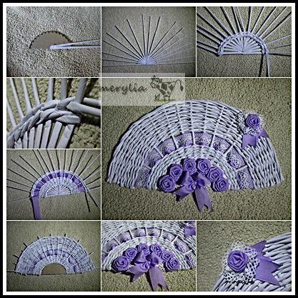 Paper tube fan