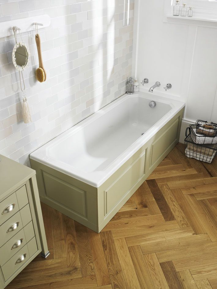Beau To Give Your Bathroom A Co Ordinated Look, Opt For The Matching Bath Panels  When Choosing The Old London Furniture Ranges.