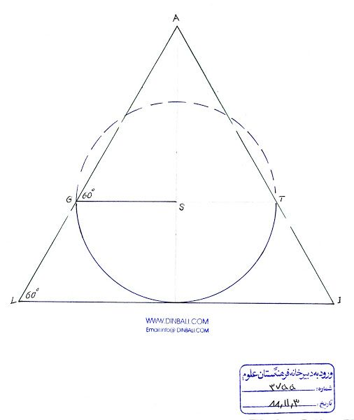 mathematics: عالم از عدد ننگ آور 3.14 حمایت نمی کند: شاه كليد ح...