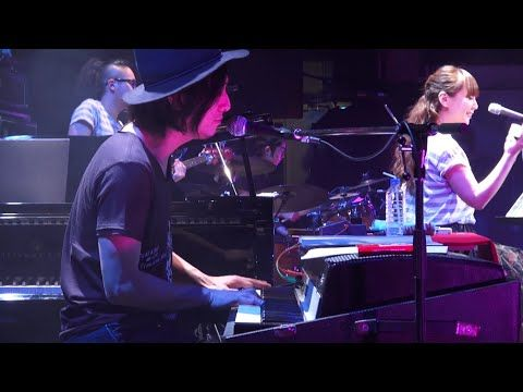 土岐麻子 meets Schroeder-Headz / 「ピンク・シャドウ」LIVE (Short Ver.) - YouTube