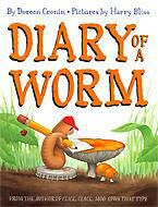 WritingFix: a 6-Trait Writing Lesson that uses Diary of a Worm by Doreen Cronin