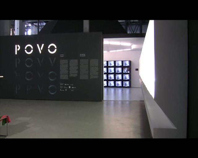 Fundação EDP Museu da Electricidade | People Exhibition by nearinteraction. Novel Visual Thinking and Aesthetics at POVO - PEOPLE Exhibition