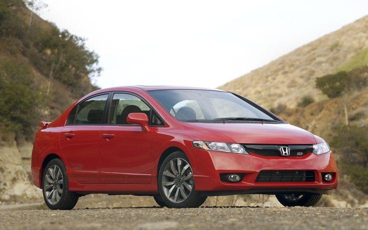 Honda Civic SI 2009 Sedan Pero 2 puertas