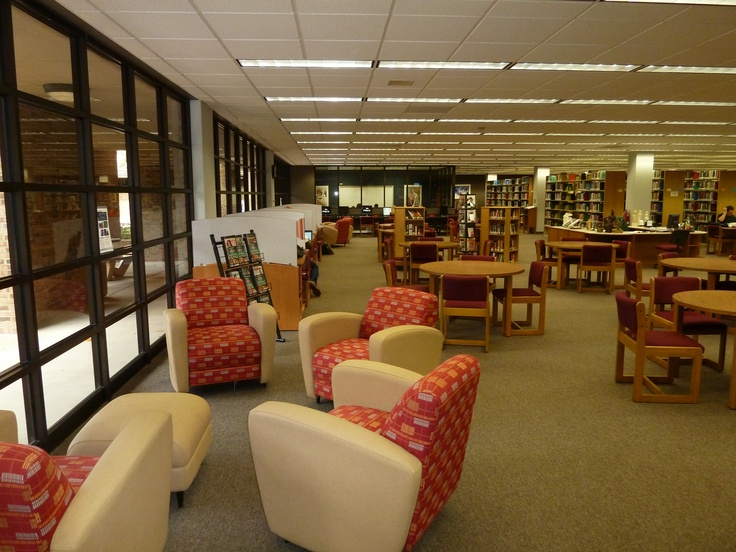 Polk State College Lakeland campus Lakeland Library