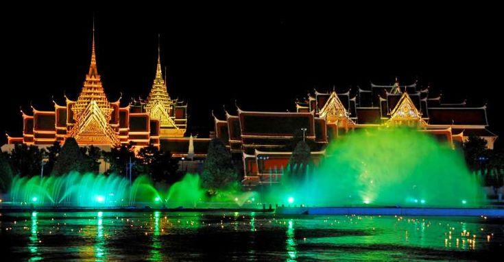 THAILAND CELEBRATIONS - Udo Weitz/Bloomberg News