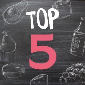 Top 5 barbecuerecepten