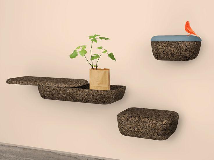Zware stenen boxen voor aan de muur, of toch niet? Roomed   roomed.nl
