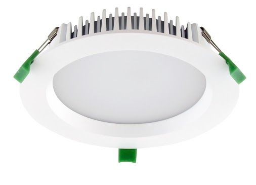 The Deco 20W (EV-DECO20) Round LED Downlight from Domus Evergreen - Item features a 120º beam angle, Ø190mm trim diameter, SAMSUNG LED technology, mains dimmable LED driver all packed into this 20W downlight and backed by a 3 Year Warranty.   For more information visit the Domus Lighting Website: http://domuslighting.com/catalog/led/led-downlights/deco-downlight-kit/p/products/deco-20w-round-satin-white-trim-ww-nw-w-led