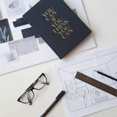From The Interior Design Institute IDIstudent Stacey Seen Is Embracing Art Of Perspective Drawing And So Close