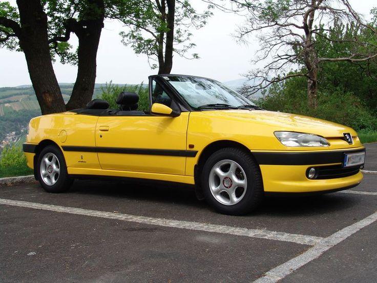 25 best Peugeot 306 cabriolet images on Pinterest | Peugeot ...