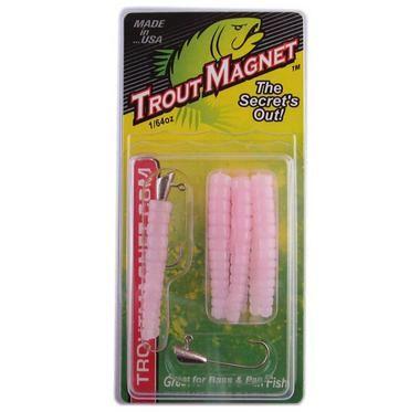 Leland Trout Magnet 1/64oz 9ct Bubble Gum
