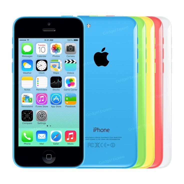 Genuine Apple iPhone 5C Mobile Phones Sim Free from £354.95! Get yours today!