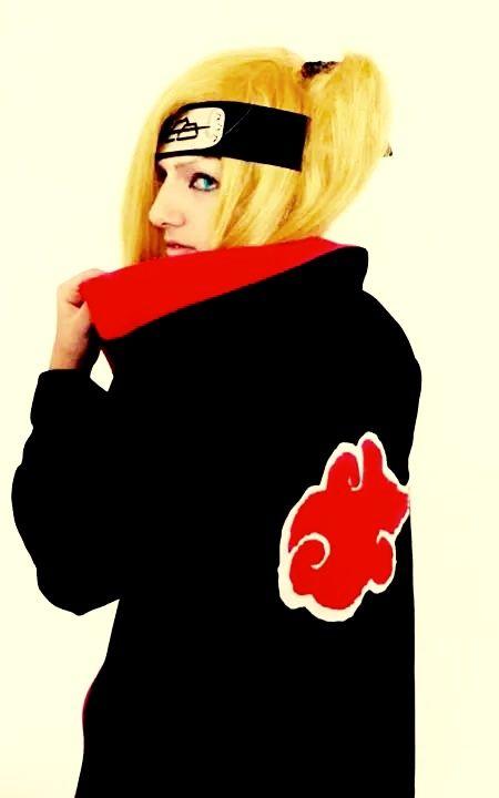 My Deidara cosplay :3