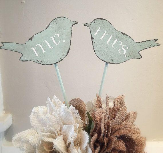 Topo de Bolo para o casamento | Escolha o Seu - The Blushing Bungalow