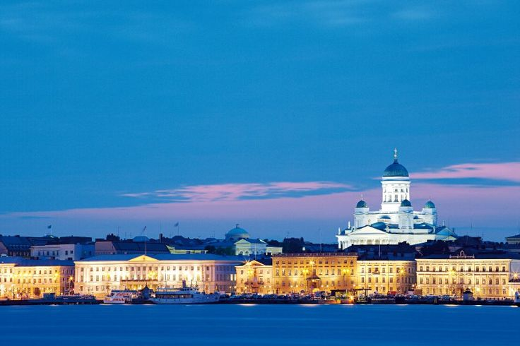 #Helsinki, Finland (the city scores an overall rating of 96.0 out of 100)