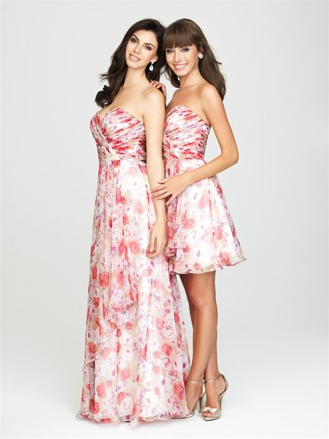 "Allure Bridesmaids ""In Bloom"" Collection"