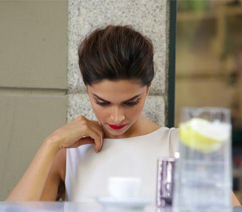 Deepika Padukone for Van Heusen | PINKVILLA