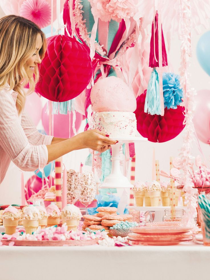 Lauren Conrad Shares Party Ideas for Any Occasion in Lauren Conrad Celebrate Book Photos | Architectural Digest