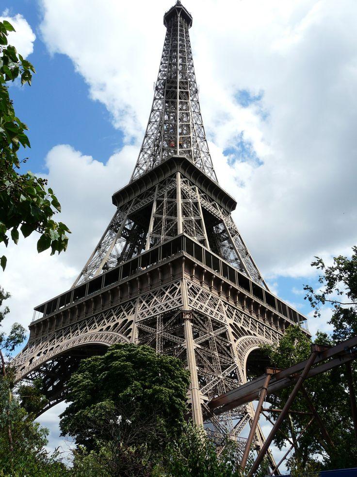 Torre Eiffel - as melhores fotos de Paris