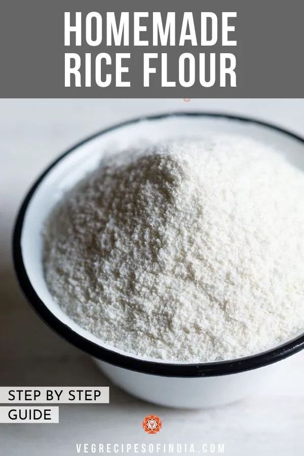Have you ever wondered how rice flour was made and if you ...