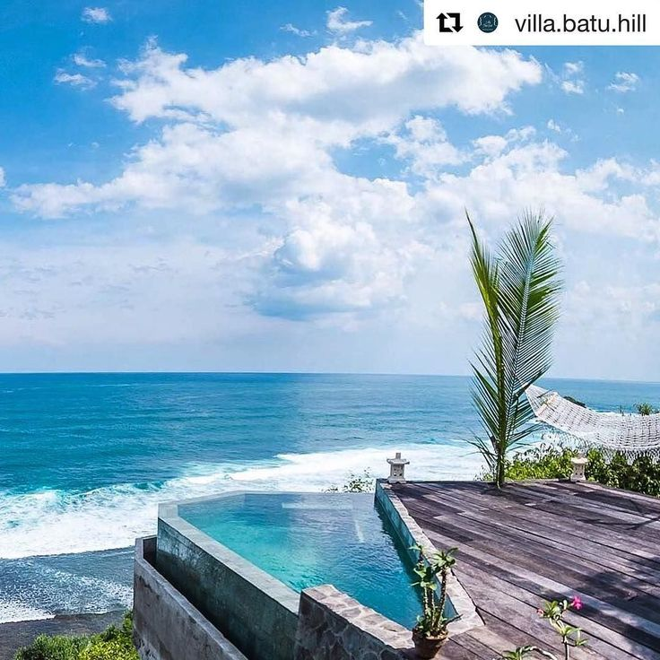 Did you ever dreamed of a remote place and a uncrowded surf. This stunnig place is available for rent now. In the middle of nowhere surrounded by lots of nature and a perfect surf. For bookings go to @villa.batu.hill [#villa] [#villarental] [#pool] [#vacationrental] [#poolwithaview] [#exploretocreate] [#exploremore] [#beautifuldestinations] [#wonderfulplaces] [#globaldaily] [#exploreeverything] [#wildernessculture] [#welivetoexplore] [#surfing] [#surfinglife] [#luxurytravel]…