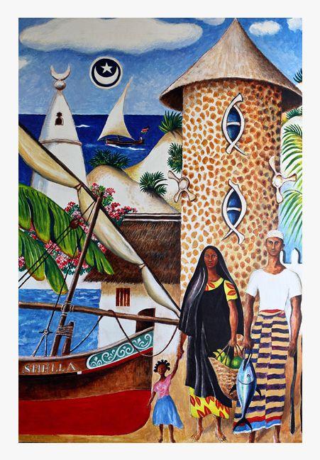 Coastal LivingIslands Beach, Lamu Islands, Beach Houses, Dreams House, Bones House, Beach Boutiques, Dream Houses, Beach Villas, Design Beach