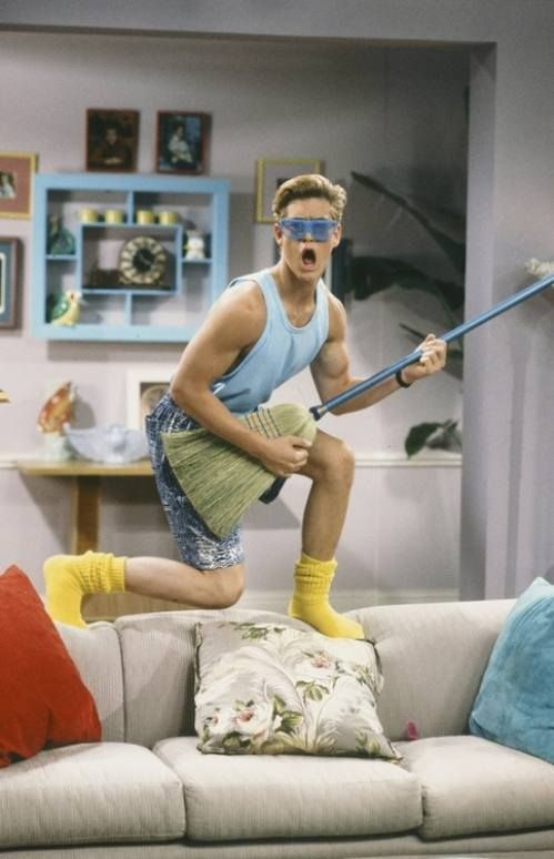 Any one remember saved by the bell? Best show ever! Thought it was funny seeing a pic of 'zac morris'!