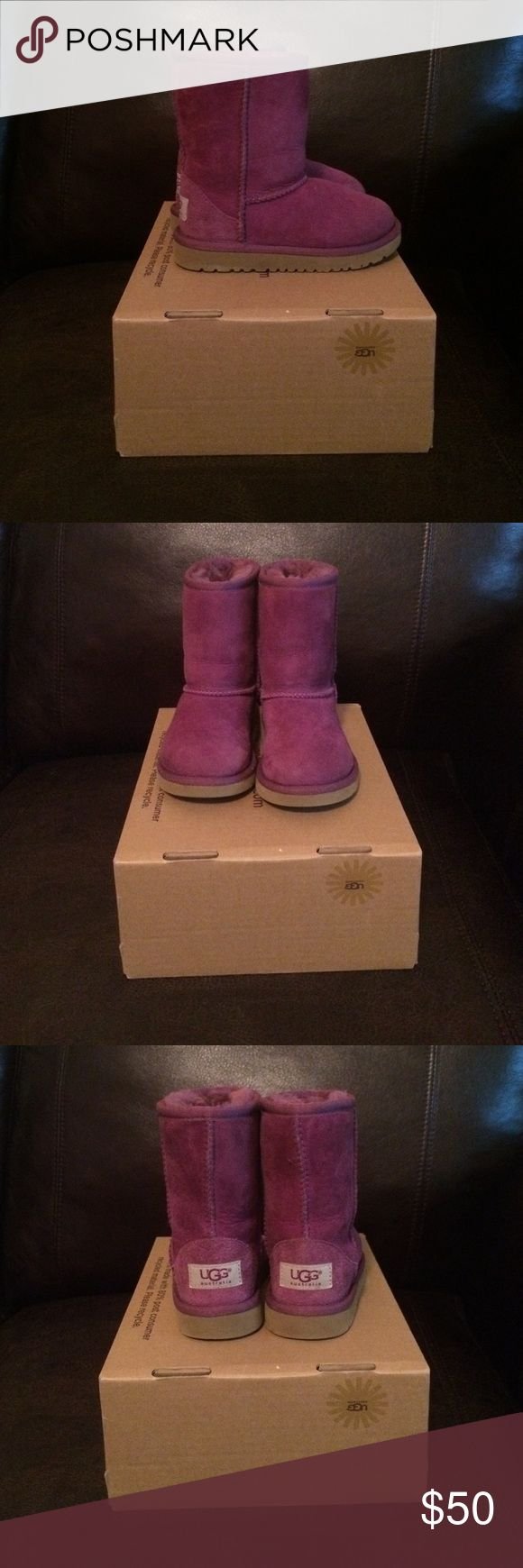 Toddler girl UGG boots Toddler girl UGG boots UGG Shoes Winter & Rain Boots