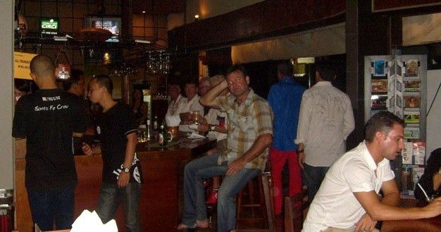 Santa Fe Bar & Grill - Seminyak Bali