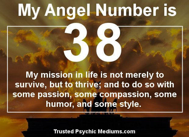 Angel Number 38 Means Bad Luck Is Coming For Some Find Out Why