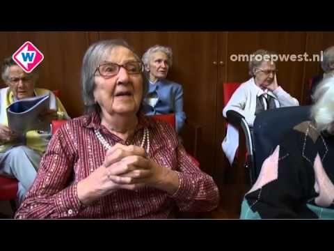 Zingen met demente bejaarden: een dooie boel?