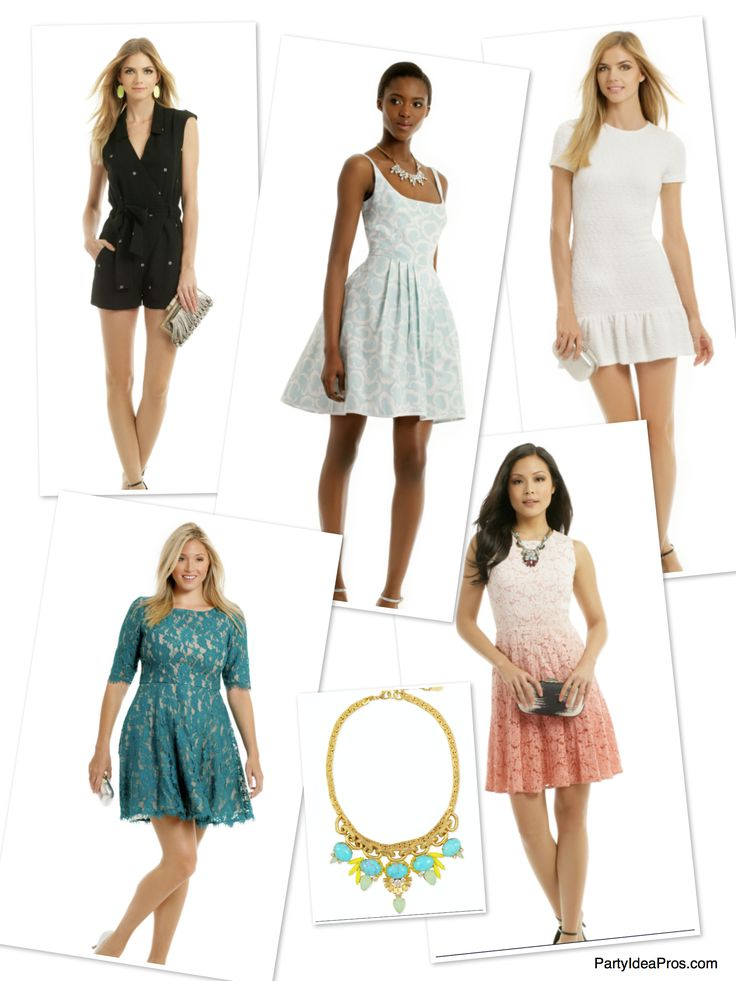 Rent Sorority Rush Dresses - Fabulous, Budget Friendly Outfits for Every Round of Rush | Greek Life | PartyIdeaPros.com