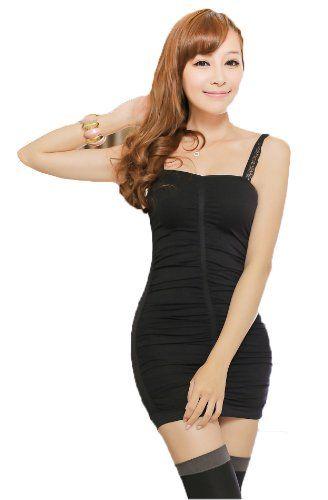 Amazon.co.jp: Fairlese(フェアレーゼ) 高品質 シェイプアップロングキャミソール ブラック 着るだけ簡単くびれメイク オリジナルモデル: 服&ファッション小物