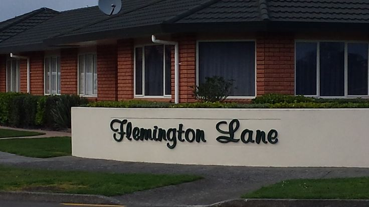 We don't have Flemington Track but we have Flemington Lane near to on the way to Awapuni Racecourse #awapuni #pnpersonnel #manawatu