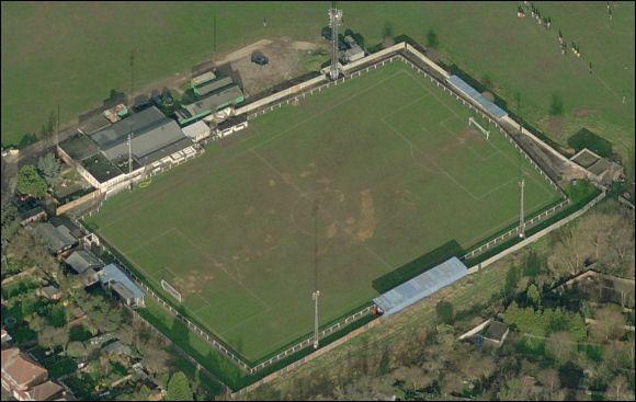 Wealdstone FC (Former home of Ruislip Manor FC) - Grosvenor Vale