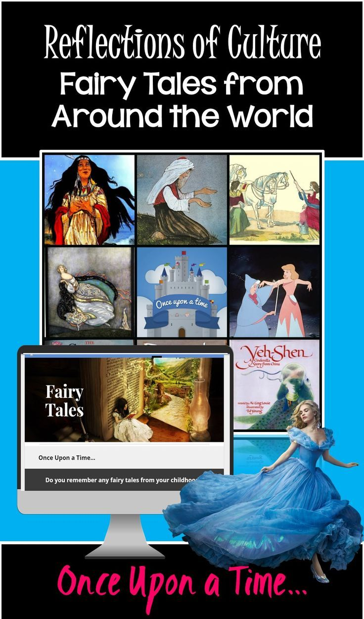 This dynamic, high-interest teaching bundle will present to students the elements of the fairy tale genre and illustrates how traditional fairy tales have evolved over time. Students also analyze world fairy tales and identify world cultural references presented throughout the text of their own unique Cinderella stories!