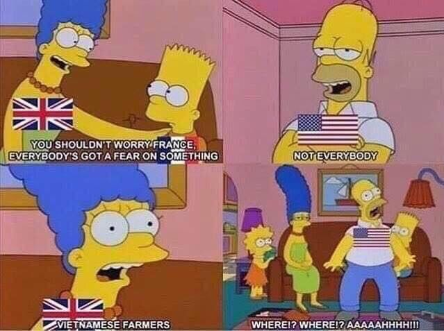 What Is Your Country S Fear Historical Memes History Jokes History Memes