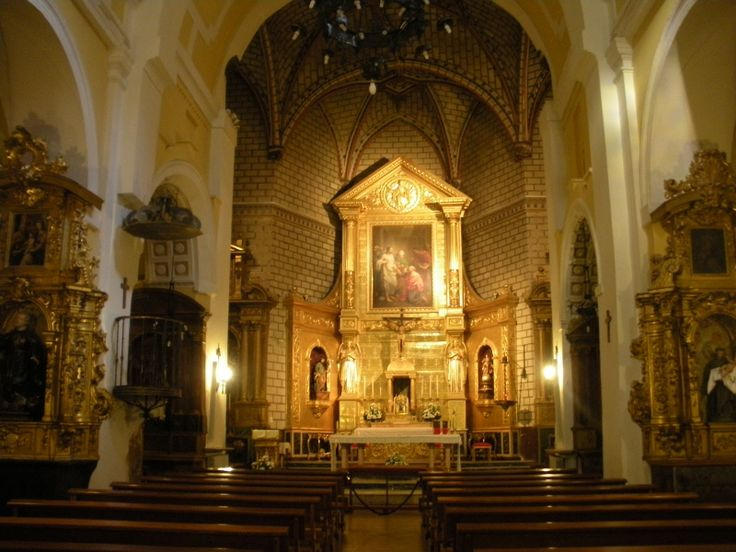 church of santo tome toledo spain | Church of Santo Tomé