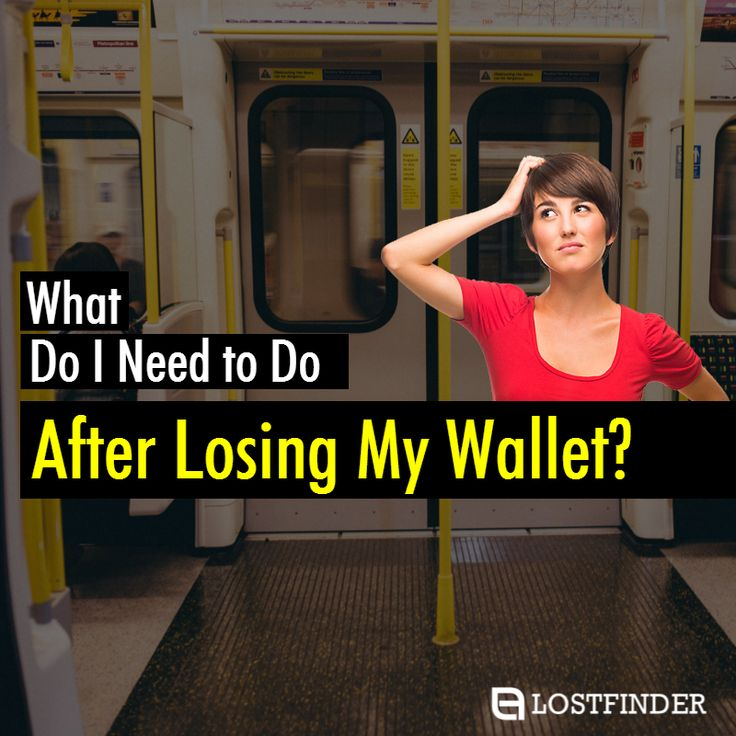 """What Do I Need to Do After Losing My Wallet?""-Lost your wallet ? don't panic ! Log onto your Lostfinder app from your phone, wherever you are. Register the details and circumstances of the event : location, time, etc… there is a chance that someone has found or seen your wallet at this location, and registered it onto the app. Lostfinder will screen all potential matches for you and let you know immediately the outcome. ‪#‎LosingWallet‬ ‪#‎LostFinder‬ ‪#‎Wallet‬"
