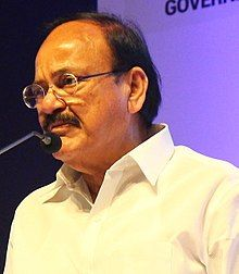 #breaking : The Rajya Sabha got a new Chairman in M. Venkaiah Naidu who was in total command on his debut as he peppered the proceedings with his witty one-liners, bring freshness to the proceedings.