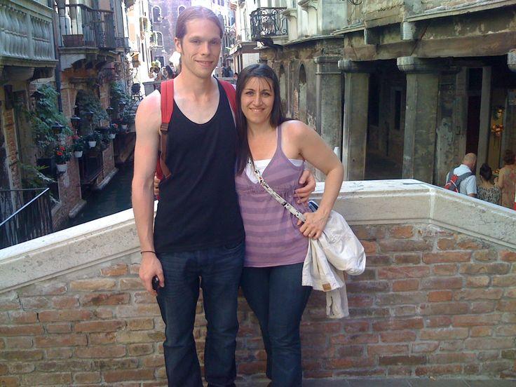 Our honeymoon in Europe, 2013