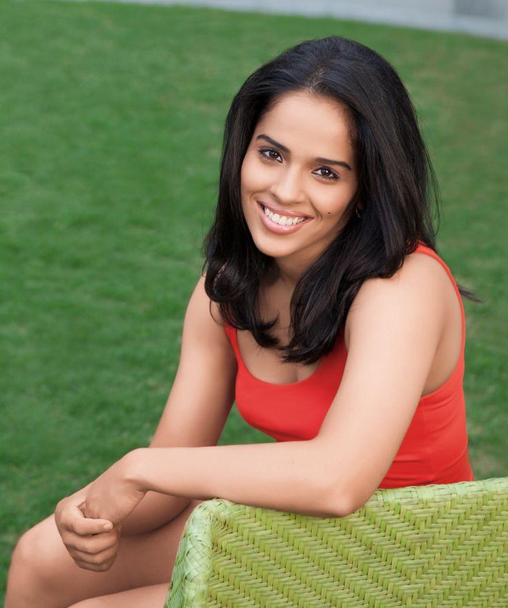 Saina Nehwal, on the June 2013 cover