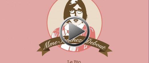 """Vidéo: Le Kiosque de Madame Isabelle-Sanchez: """"Le Bio"""" - Noël Antonini & breew production"""