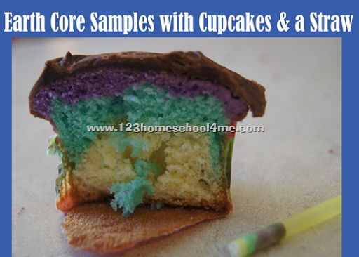 Earth Science Experiments for Kids: Taking a Core Sample