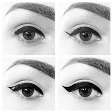 Image result for eyeliner round eyes