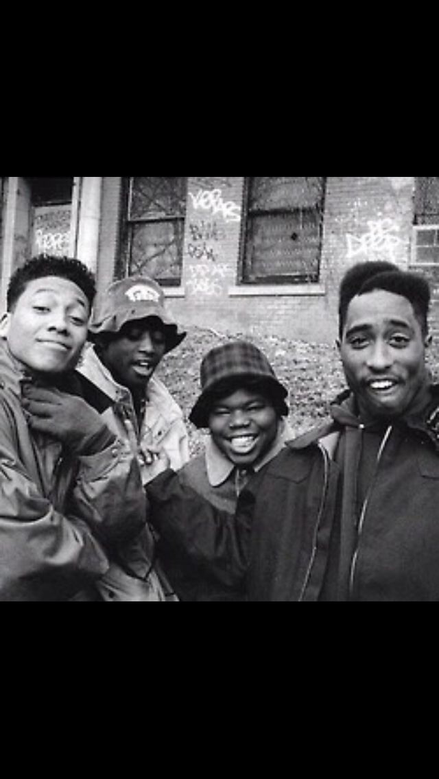 "JUICE- ""WRECKING CREW""  Not from the 80's ('92 actually) But a HIP-HOP Classic with Tupac"