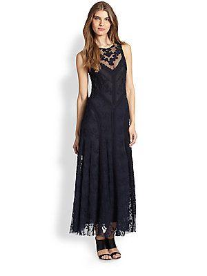 Nanette Lepore Neo-Romantic Dress