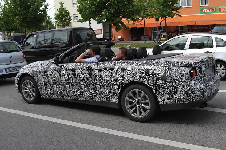 4 Series Convertible (F33) BMW cost - http://autotras.com