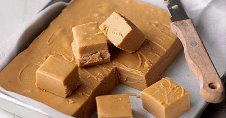 Recept na domácí karamelky