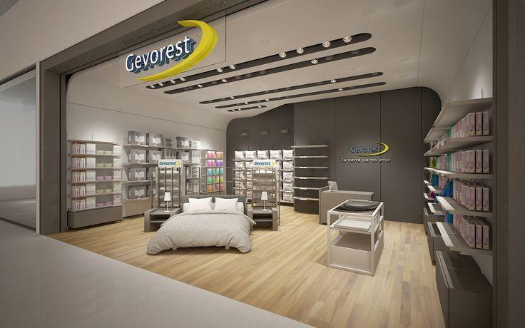Gevorest   Linen and mattresses store   My Mall   Limassol   iidsk     Interior Design & Construction